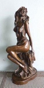 Cô gái nude nghệ thuật đẹp và...