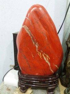 Đá Jasper ngọc bích núi lửa thiên nhiên quý hiếm nặng gần 20kg Phone : 0938 179 545