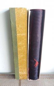 Miếng vải lụa quý hiếm để làm khăn hoặc làm món khác của nhật bản hàng độc lạ Phone : 09