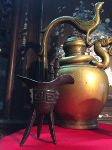 Tước rượu huynh đài