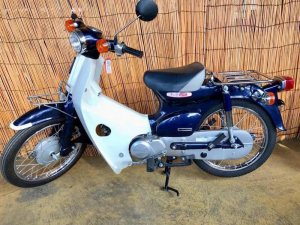 CUB 90 (Đời 2008) Cực Đẹp. Zin...