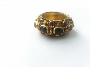 Nhẫn cổ hoàng gia Champa