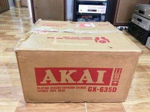 Cối AKAI GX - 635D nguyên thùng...