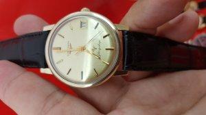 Đồng hồ Longines Flasgship vỏ bọc vàng xưa chính hãng thụy sỹ