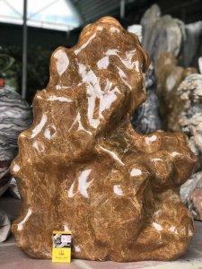 Ms 9275.Cây đá can xít vàng đẹp,cao 79cm.Lh:0968 551 668