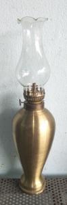Đèn dầu bằng đồng quý hiếm độc lạ cao gần 30cm Phone : 0938 179 545
