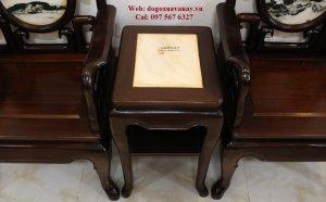 bộ bàn ghế mỏ móc gỗ mật.JPG