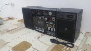 Đài Radio Cassette Sharp GF-A10