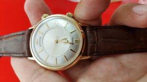 Đồng hồ LeCoultre báo thức rất hiếm xưa chính hãng Thụy Sĩ sản xuất