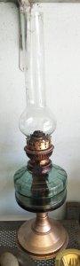 đèn dầu cổ xưa quý hiếm độc lạ Phone : 0938 179 545