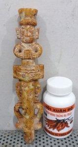 Kiếm bằng đá quý điêu khắc hình người đẹp và tinh xảo Phone : 0938 179 545