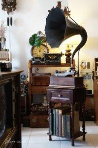 Máy hát ống nhạc Edison Home Phonograph