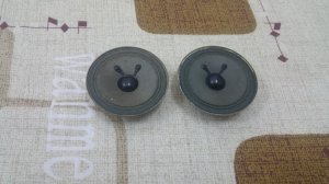 Loa tép Sharp 8cm (Loa Zin nguyên bản)