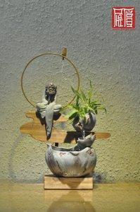 Thác Nước Phong Thủy 9