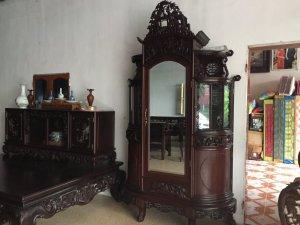 tủ chùa bán nguyệt