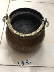 Thố có Quai (MS 46)Đồ Xưa Hàng xách tay Từ Mỹ