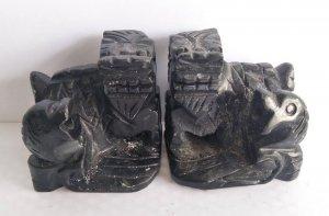 Hai tượng đá sư tử đọc lạ quý hiếm giá rẻ Phone : 0938 179 545