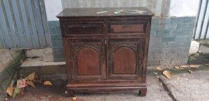 Tủ gỗ trắc xưa