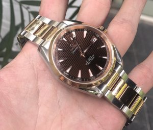 Omega seamastes co-axial...