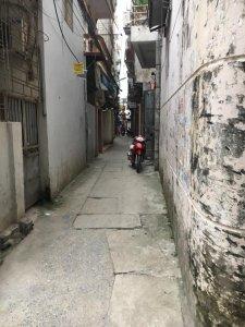 Nhà ngõ phố 117 Trần Cung, mặt tiền 3,6m2, nhà 1 tầng, 66m2, 2 mặt ngõ
