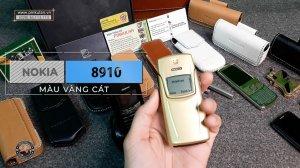 Nokia 8910 màu vàng cát -...