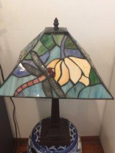 Đèn Tiffany Chuồn Châu Âu