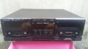 Đầu câm Kenwood Cassette Deck...