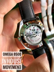 Omega Seamaster AquaTerra White Dial size 41.5mm