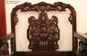 bộ bàn ghế gỗ trắc cũ ở hà nội.JPG