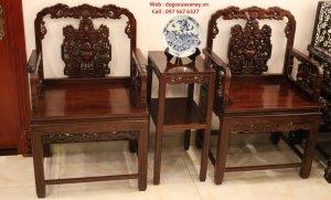 bộ bàn ghế gỗ trắc tại hà nội.JPG