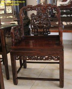 bộ bàn ghế gỗ trắc.JPG
