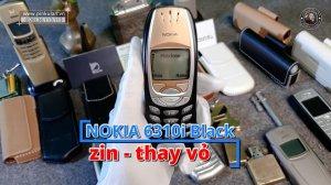 Nokia 6310i nguyên zin thay vỏ cực đẹp