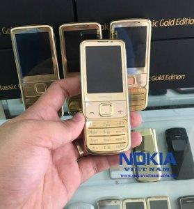 Điện thoại nokia 6700 màu gold,bạc và đen chính hãng