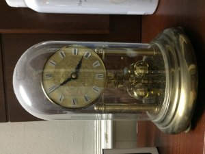 Bán đồng hồ để bàn cổ