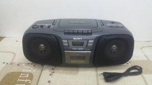 Đài Sony CFD-121 (Đẹp xuất sắc)