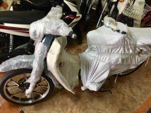 HONDA 110cc - 125cc (2018) Xe Thùng Cực Đẹp, Zin Nguyên Bản Japan 100%