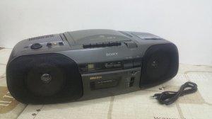 Đài Sony CFD-17 - Nội địa Nhật Bản.