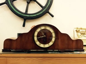 Đồng hồ vai bò