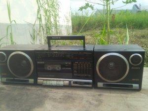 Cassetle Radio Sony CFS-111S