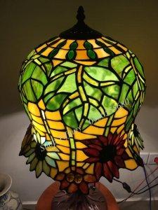 Đèn Bàn Tiffany Hoa Hướng Dương