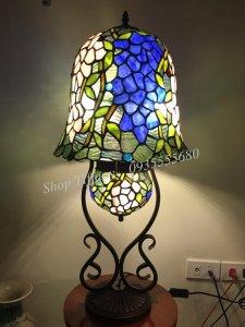 Đèn Bàn Tiffany Hoa Đậu leo