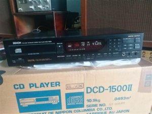 CD DENON CDC 1500II Nguyên...
