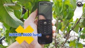 Nokia 8600 Luna nguyên zin