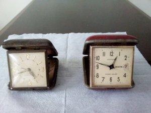 Đồng hồ để bàn của Đức cổ đã...