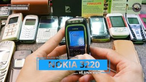 Nokia 3220 zin nguyên bản