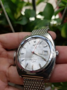 Technos Kaiser Swiss Made , cọc...