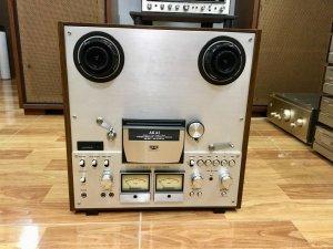Máy băng cối AKAI GX - 630D mới...
