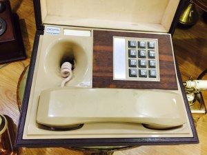 Điện thoại cổ Mỹ
