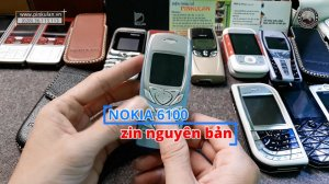 Nokia 6100 đẳng cấp