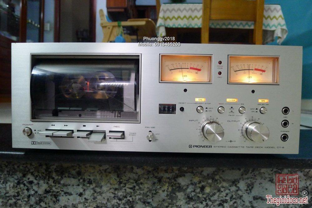 Đầu câm (Cassette Decks) các loại giao lưu! - 26